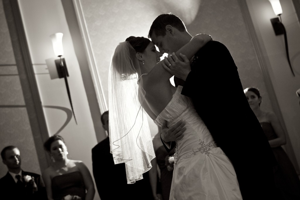 One of my favorite pictures from Steve's and my wedding day :)